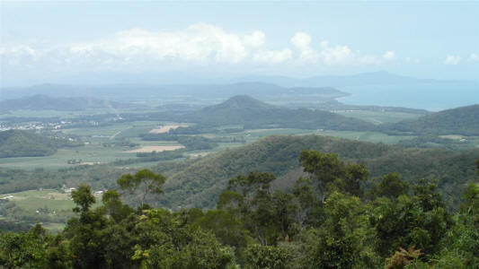 Mossman From Mount Malloy