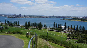 Newcastle Harbour