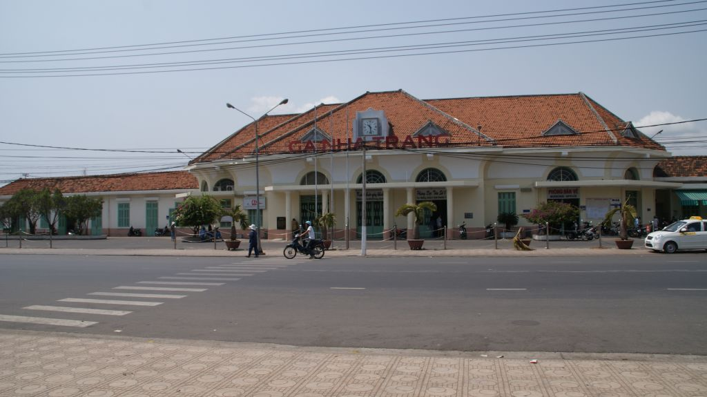 nha trang station For passengers who often travel to nha trang by train, this train station is truly a  familiar location the station was built during colonial period of french in 20th,.