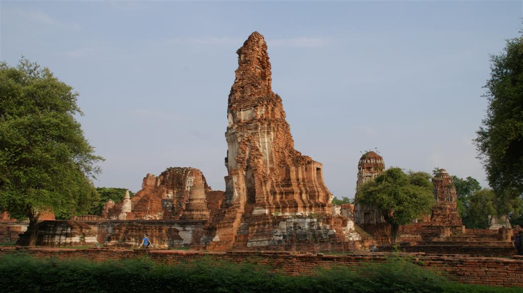 Photographs of Ayutthaya, Thailand