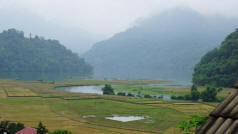 Ba Be Lake Homestay View