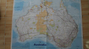 My Australian Flights in Jabiru J160