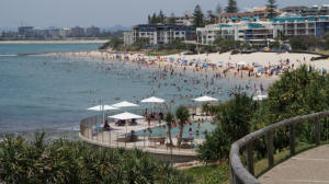 Kings Beach, Caloundra, Queensland